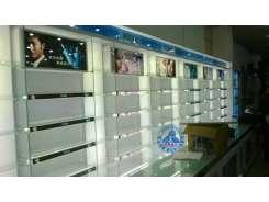 化妆品展柜(内蒙店)