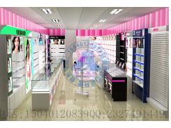化妆品柜(精品化妆品展柜)