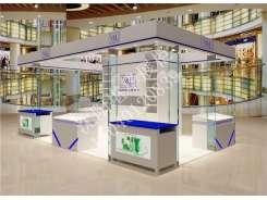 化妆品展柜(VU化妆品连锁店)
