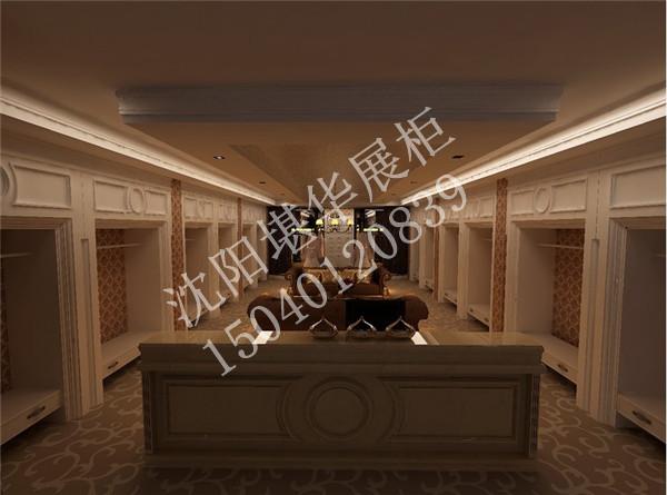 婚纱展柜(婚纱展柜效果图)【沈阳堪华展柜有限公司 】